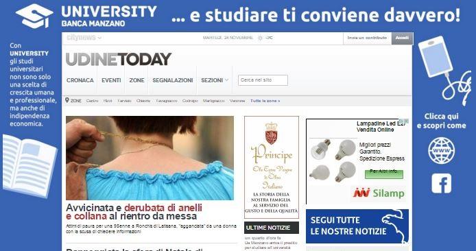 24-11-15 - Banca di Banzano - SkinDesk - UdineToday