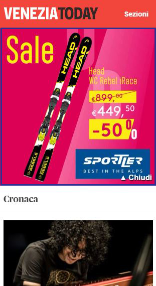 Masthead Mobile - VeneziaToday- Sportler-2