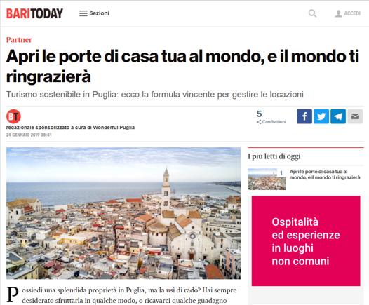Pubbliredazionale - BariToday- Wonderful Puglia-2