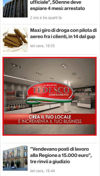 Tedesco Arredamenti - 2nd Box Mobile AgrigentoNotizie-2