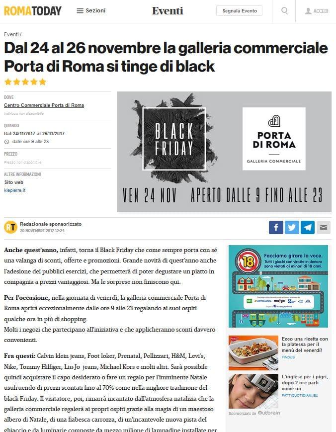 20-11-17 - cc Porta di Roma - scheda evento NEWLETTER-2