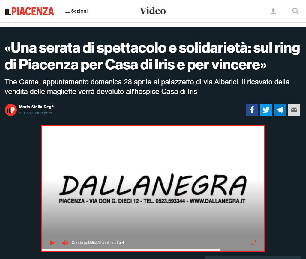 Spot News - IlPiacenza - Dallanegra-2
