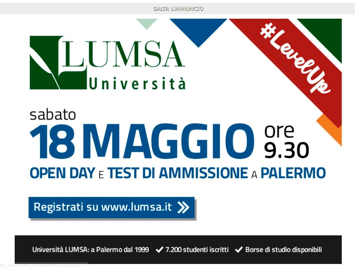 Interstitial - PalermoToday - LUMSA-2