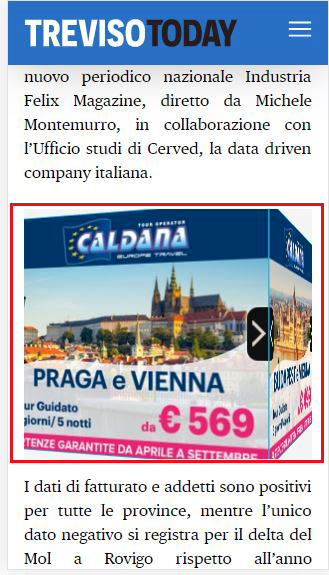 3D Cube - TrevisoToday- Caldana Europe Travel-2