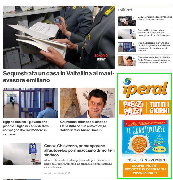 Half Page - SondrioToday - Iperal-2