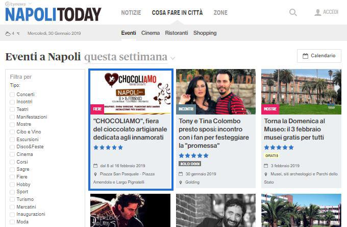 DiDue Eventi - Evento Premium NapoliToday-2