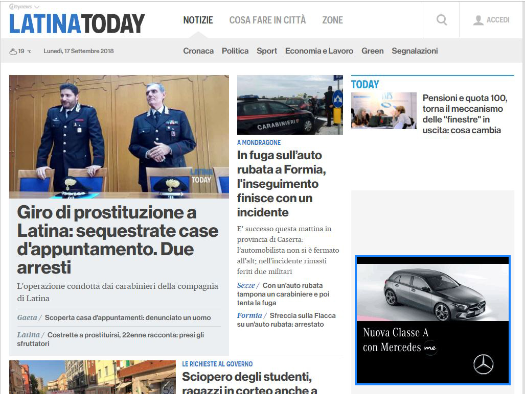L'Auto - Primo Medium Rectangle LatinaToday-2