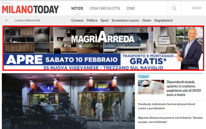 Magrì Arredamenti - Masthead Desktop MilanoToday-2