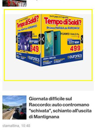 3D Cube Mobile - PerugiaToday - Rimep-2