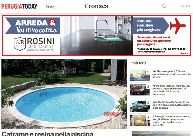 Rosini Arredamenti - Masthead Desktop PerugiaToday-2