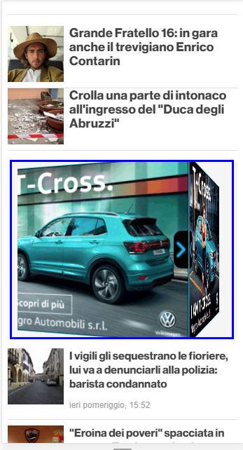3D Cube - TrevisoToday - Negro-2