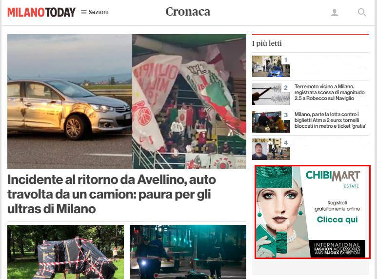 1st Medium Rectangle Desktop - MilanoToday  - Fiera di Milano-2