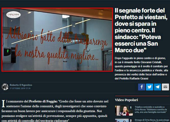 Spot News - FoggiaToday - Carni e Affini-2