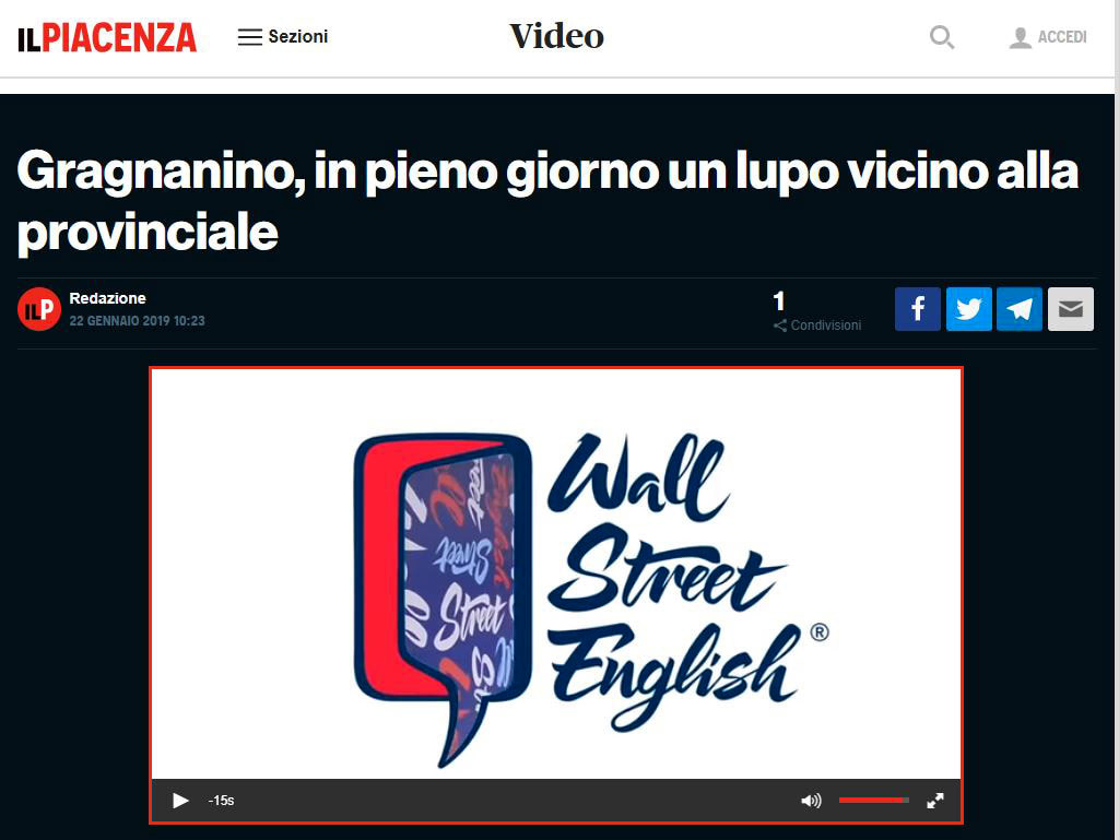Spot News - IlPiacenza - Smarty Wall Street English-2