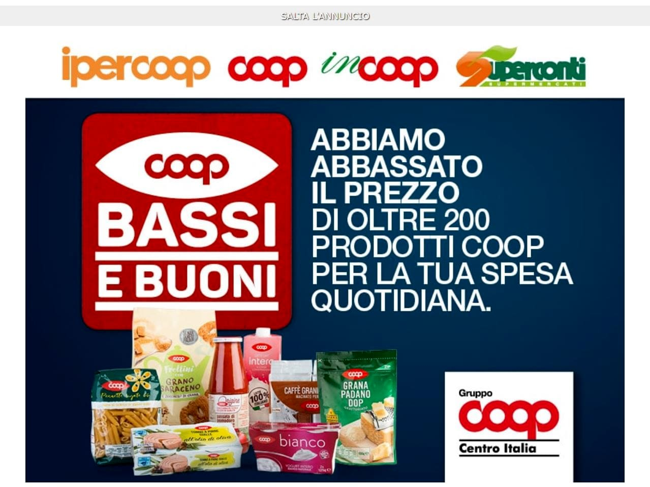 Interstitial Desktop - TerniToday.it - Coop Centro Italia-2