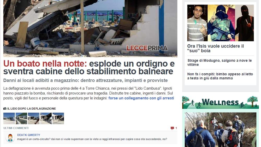 Citynews acquisisce la proprietà di LeccePrima e RomagnaOggi