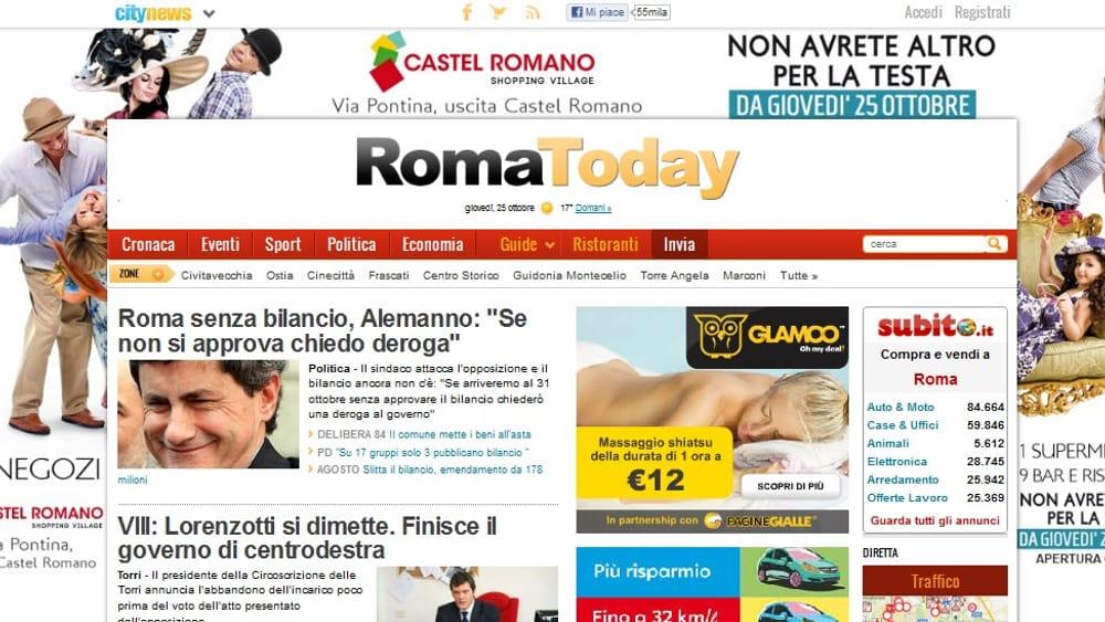 RomaToday: la campagna Svicom per il Centro Commerciale Castel Romano tra curiosità, giochi ed eventi!