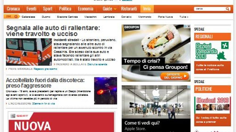 """Nuova Seat Leon, la """"tecnologia che emoziona"""" su MilanoToday"""