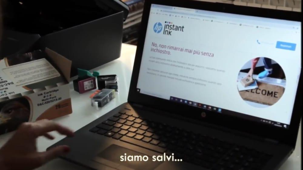 Si conclude con successo la social web serie ideata e prodotta da Citynews per HP Instant Ink