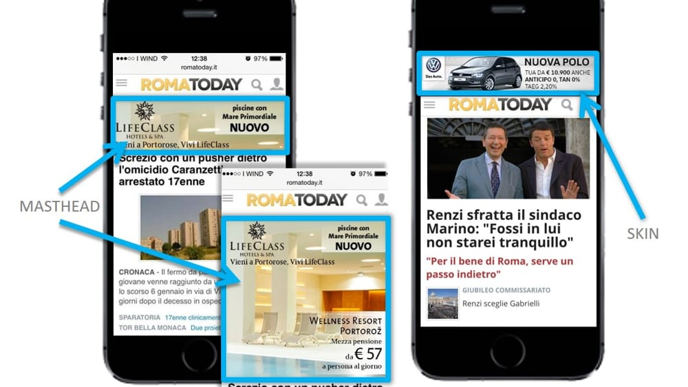 Nuovi formati mobile, native adv, social media marketing e standard IAB: comunicare su Citynews è ancora più innovativo ed efficace!