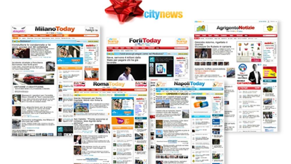 Prolunga il Tuo Natale con Citynews!