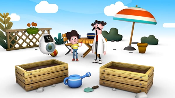 Le Agrostorie di Zac, Doc e Pac, la miniserie cartoon online su AgrifoodToday.it